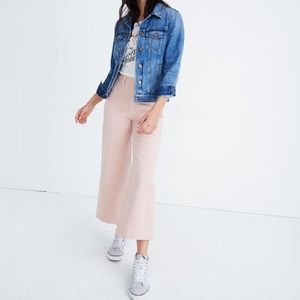 🆕 {{madewell}} Emmett Wide Leg Crop Pants